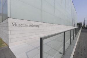 Betonowe płyty elewacyjne Muzeum Folwang w Essen