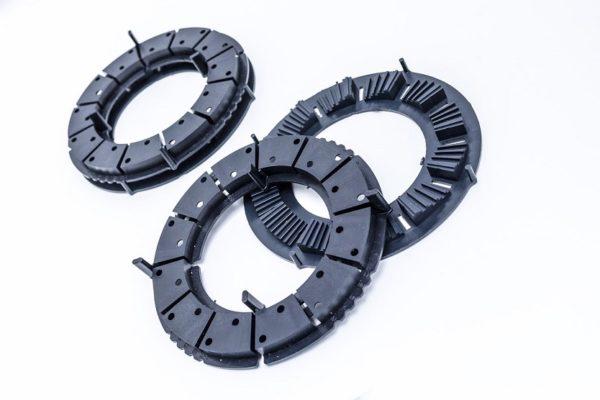 Podkładki regulowane do montażu płyt tarasowych | DASAG