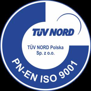 Logo TÜV NORD Polska | DASAG